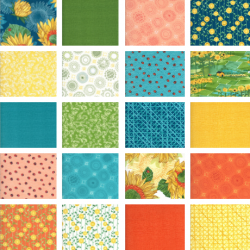 Solana - Bundle of 20 Fat Quarters - 2 FQs Free and Mystery Gift! - PRE-ORDER DUE DECEMBER