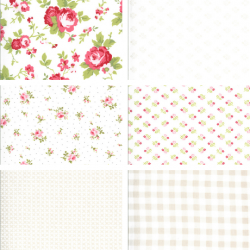 Sophie - Linen FQ Bundle - PRE-ORDER DUE MARCH