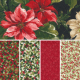 Sparkle And Shine Glitter - Bundle of 5 Fat Quarters (1) - PRE-ORDER DUE AUGUST