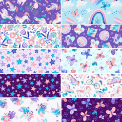 Sparkle Like A Unicorn - *Complete FE Collection - 1 FE Free* - PRE-ORDER DUE APRIL