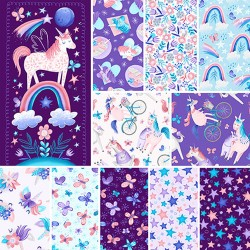 Sparkle Like A Unicorn - *Complete FE Collection + Panel - 1 FE Free* - PRE-ORDER DUE APRIL