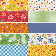 Story Time - *Bundle of 10 Fat Quarters (1) - 1 FQ Free!* - PRE-ORDER DUE JULY