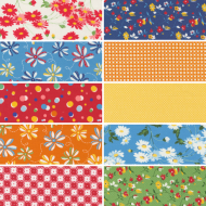 Story Time - *Bundle of 10 Fat Quarters (2) - 1 FQ Free!* - PRE-ORDER DUE JULY