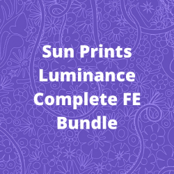 Sun Prints Luminance - *Complete Fat Eighth Bundle - 27 FEs with 2 FEs Free!* - PRE-ORDER DUE SEPTEMBER