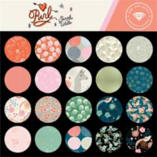 Ruby Star Society - Purl - *Complete Fat Eighth Bundle - 27 FEs with 2 FEs Free* - PRE-ORDER DUE APRIL