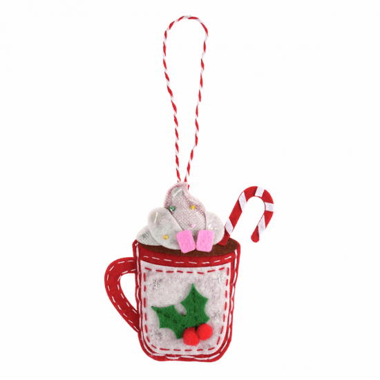 Felt Kit - Hot Chocolate