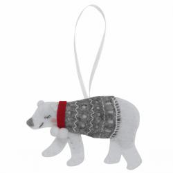 Felt Kit - Polar Bear