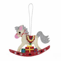 Felt Kit - Rocking Horse