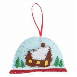 Felt Kit - Snow Globe
